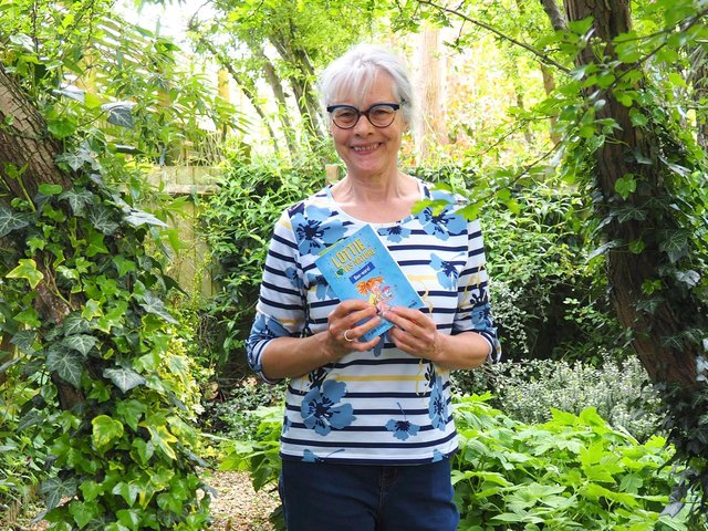 Jane E Clarke will judge the five-nine years category in the writing competition.