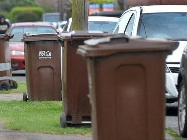 Daventry residents had no other apparent way of renewing their garden waste subscription other than online recently
