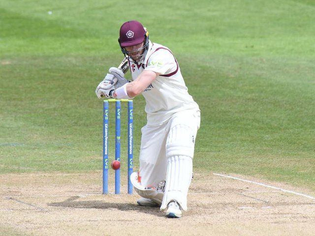 Rob Keogh top scored with 71 not out