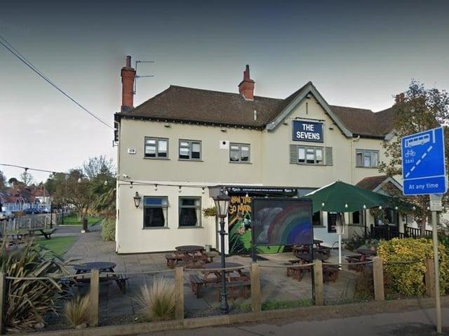 The Sevens, Weedon Road, Northampton