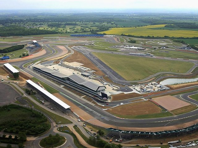 Air space over Silverstone will be tightly controlled for Sunday's British GP
