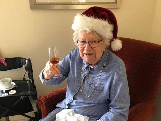 Richmond Villages Northampton got into the festive spirit six months late after coronavirus cancelled Christmas