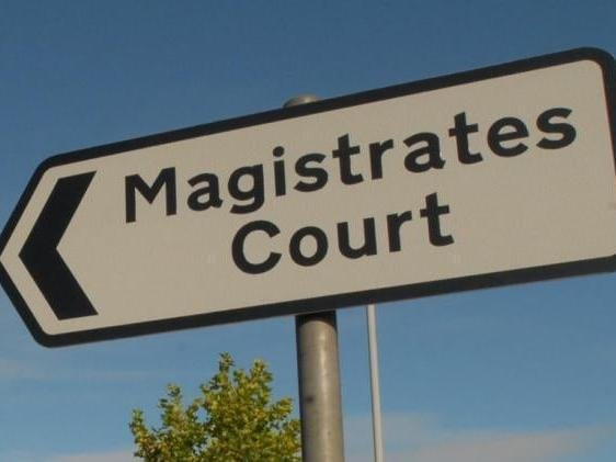 Coe was jailed for shoplifting at Northampton Magistrates Court