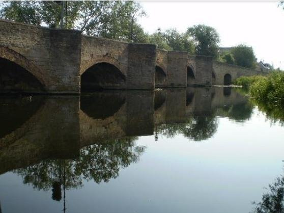 Nine Arches Bridge will be closed