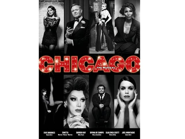 Chicago is coming to Northampton's Royal & Derngate in October.