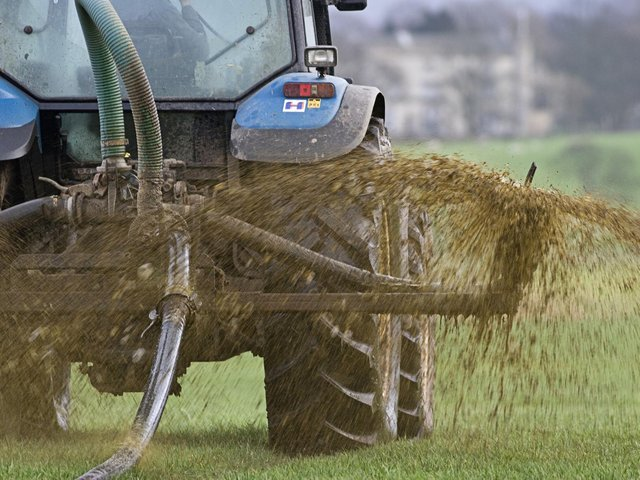 Residents in the Nether Heyford area have been complaining about the odours emitting from muck spreading.