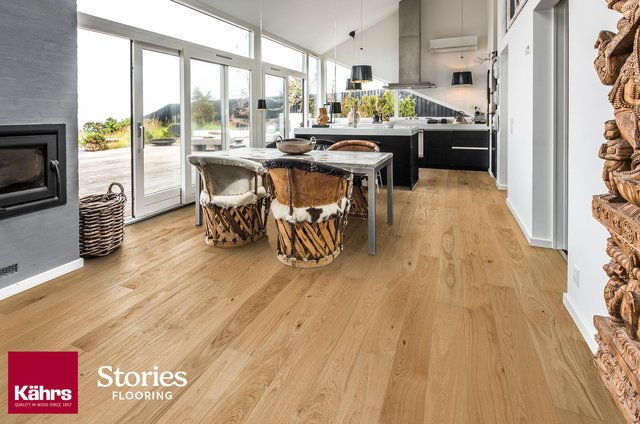 Stories Flooring has 25 years' experience in the flooring sector and has built up a reputation as one of the leading suppliers in the UK