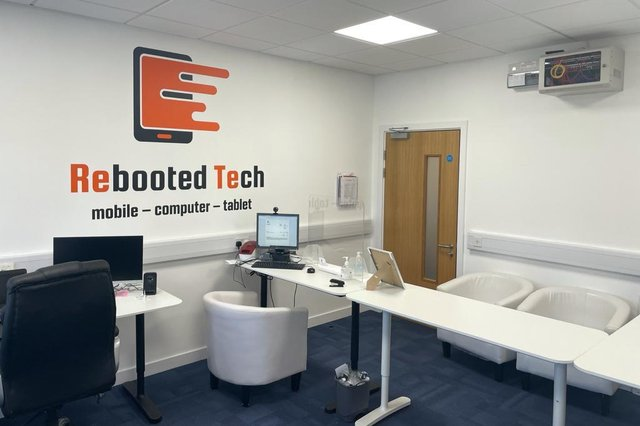 Rebooted Tech are specialists in iPhone and iPad repairs