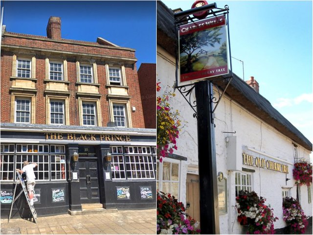 Readers have been making their recommendations for which beer gardens are the best near Northampton.